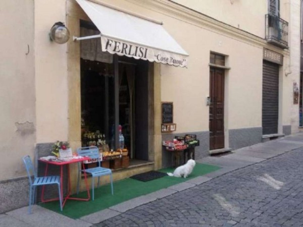 Locale Commerciale  in vendita a Asti, Centro Storico, Arredato, 50 mq