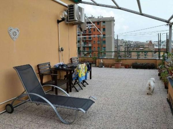 Appartamento in vendita a Genova, Marassi, 90 mq - Foto 9