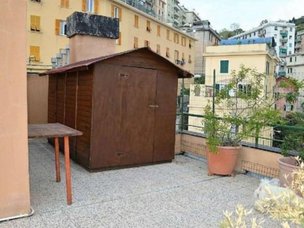 Appartamento in vendita a Genova, Marassi, 90 mq - Foto 8