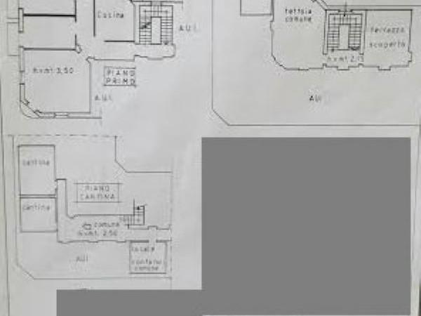 Appartamento in vendita a Busto Arsizio, Piazza Santa Maria, 150 mq - Foto 2