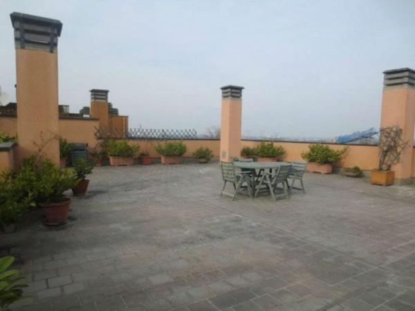 Appartamento in vendita a Peschiera Borromeo, San Bovio, Con giardino, 175 mq - Foto 11