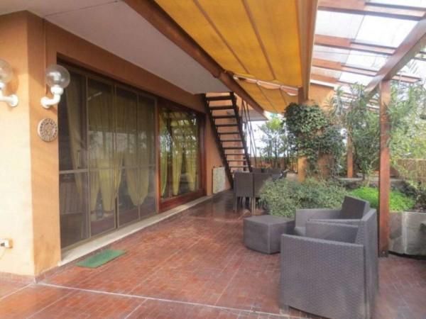 Appartamento in vendita a Peschiera Borromeo, San Bovio, Con giardino, 175 mq