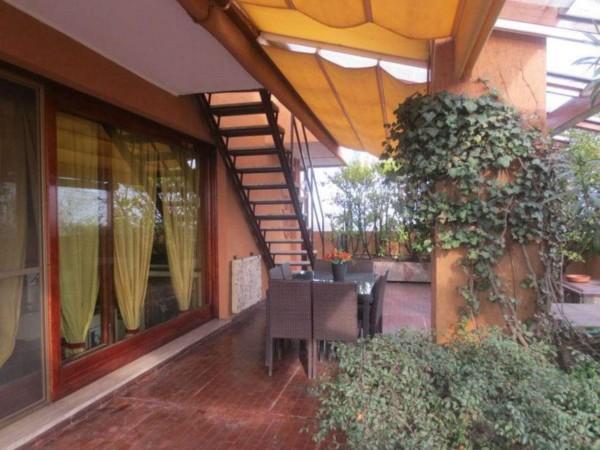 Appartamento in vendita a Peschiera Borromeo, San Bovio, Con giardino, 175 mq - Foto 12