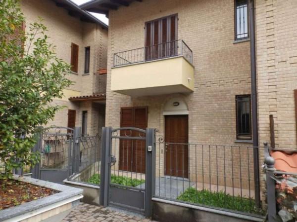 Villetta a schiera in vendita a Inverigo, Con giardino, 170 mq - Foto 17