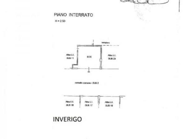 Villetta a schiera in vendita a Inverigo, Con giardino, 170 mq - Foto 2