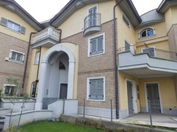 Appartamento in vendita a Lentate sul Seveso, Con giardino, 112 mq - Foto 1