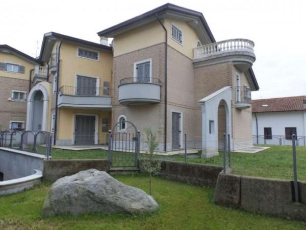 Appartamento in vendita a Lentate sul Seveso, Con giardino, 112 mq - Foto 18