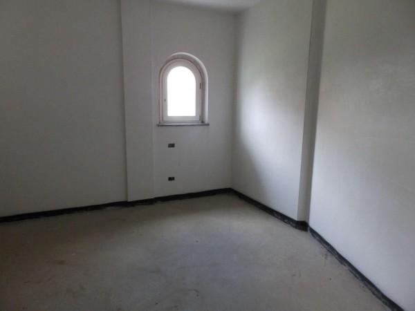 Appartamento in vendita a Lentate sul Seveso, Con giardino, 112 mq - Foto 2