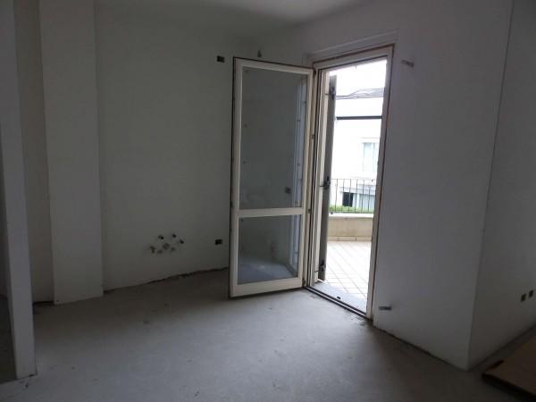 Appartamento in vendita a Lentate sul Seveso, Con giardino, 112 mq - Foto 4