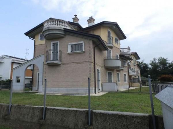 Appartamento in vendita a Lentate sul Seveso, Con giardino, 112 mq - Foto 17
