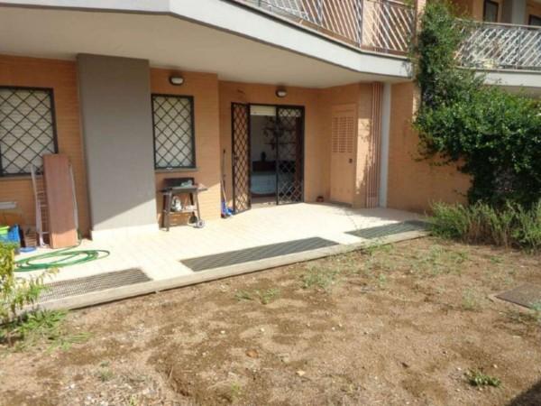 Appartamento in vendita a Roma, Selva Candida, Con giardino, 50 mq