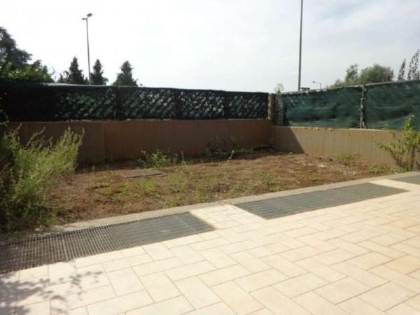Appartamento in vendita a roma selva candida con giardino 50 mq bc 40130 bocasa - Appartamento in vendita citta giardino roma ...