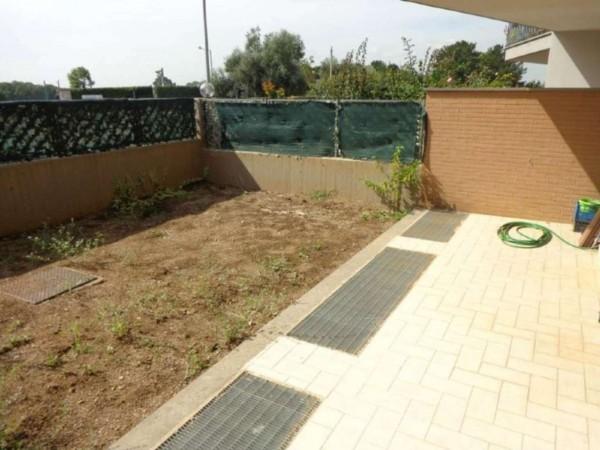 Appartamento in vendita a Roma, Selva Candida, Con giardino, 50 mq - Foto 4
