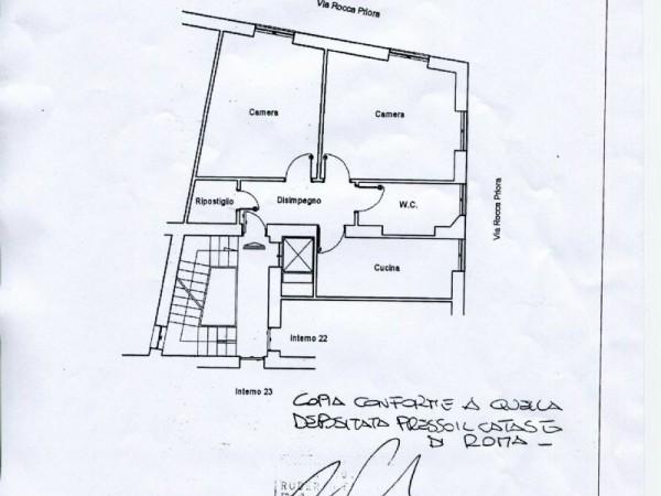 Appartamento in vendita a Roma, Colli Albani, 70 mq - Foto 3