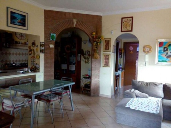 Appartamento in vendita a Roma, Castel Di Leva, Con giardino, 80 mq