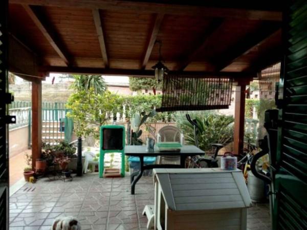 Appartamento in vendita a Roma, Castel Di Leva, Con giardino, 80 mq - Foto 4