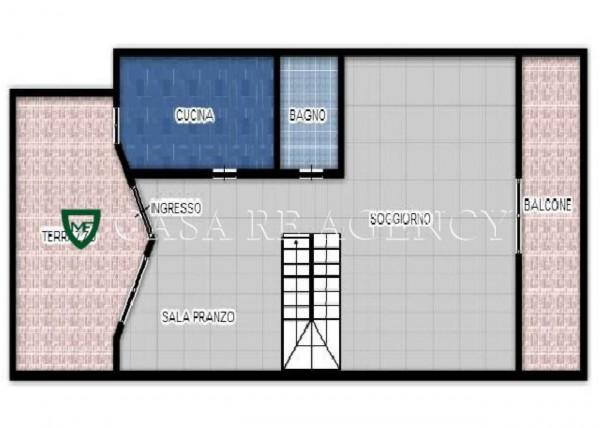 Appartamento in vendita a Induno Olona, Con giardino, 140 mq - Foto 3