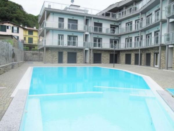 Appartamento in vendita a Domaso, Centro - Piazza Roma, Arredato, con giardino, 55 mq - Foto 24
