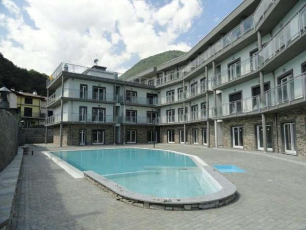 Appartamento in vendita a Domaso, Centro - Piazza Roma, Arredato, con giardino, 55 mq - Foto 26