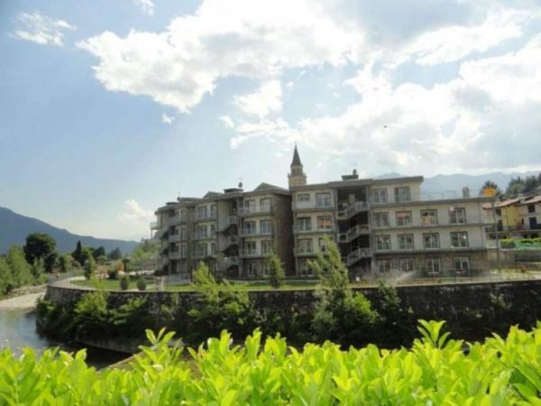 Appartamento in vendita a Domaso, Centro - Piazza Roma, Arredato, con giardino, 55 mq - Foto 19