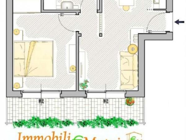 Appartamento in vendita a Domaso, Centro - Piazza Roma, Arredato, con giardino, 55 mq - Foto 8
