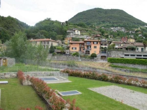 Appartamento in vendita a Domaso, Centro - Piazza Roma, Arredato, con giardino, 55 mq - Foto 17