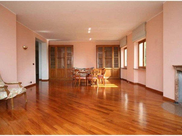 Appartamento in affitto a Moncalieri, Castello, 350 mq - Foto 20