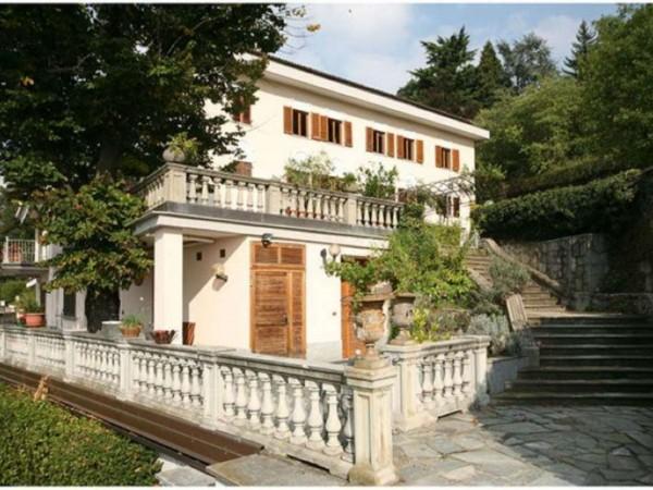 Appartamento in affitto a Moncalieri, Castello, 350 mq - Foto 30