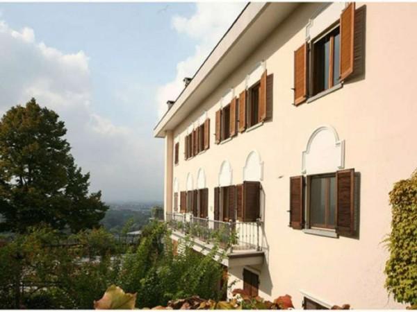 Appartamento in affitto a Moncalieri, Castello, 350 mq - Foto 27