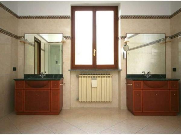 Appartamento in affitto a Moncalieri, Castello, 350 mq - Foto 16