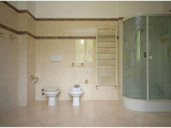 Appartamento in affitto a Moncalieri, Castello, 350 mq - Foto 14