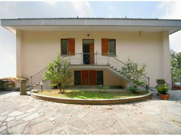 Appartamento in affitto a Moncalieri, Castello, 350 mq - Foto 28