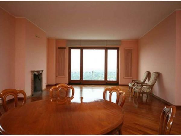 Appartamento in affitto a Moncalieri, Castello, 350 mq - Foto 21