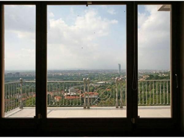 Appartamento in affitto a Moncalieri, Castello, 350 mq - Foto 4