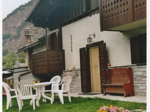 Villa in vendita a Brusson, Brusson, Arredato, 150 mq - Foto 2