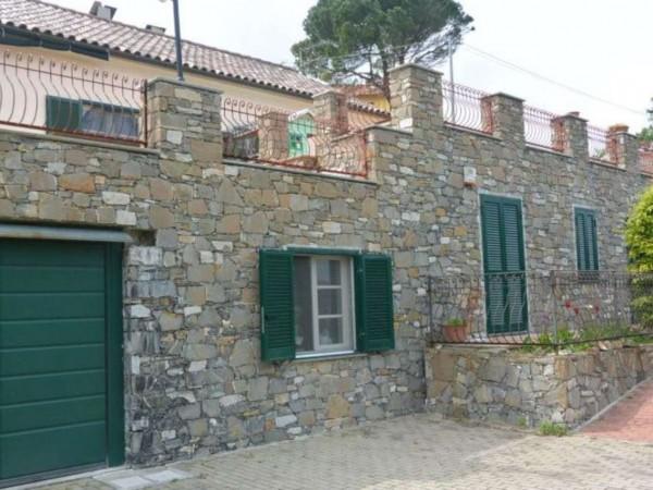 Villa in vendita a Noli, Luminella, 170 mq - Foto 3