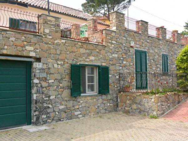 Villa in vendita a Noli, Luminella, 170 mq - Foto 5