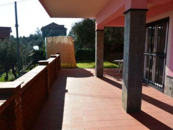 Villa in vendita a Varazze, Castagnabuona, 300 mq - Foto 8