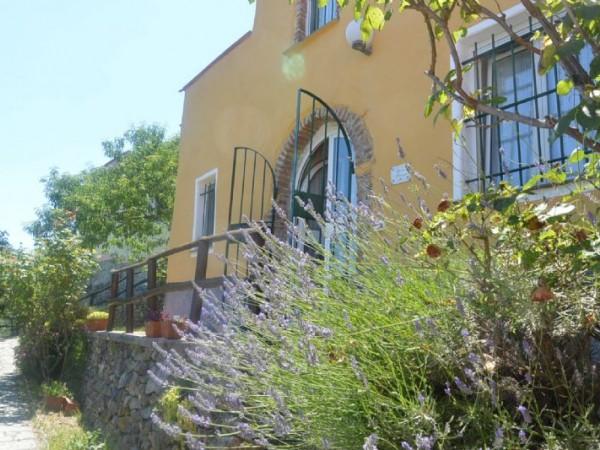 Casa indipendente in vendita a Quiliano, Lanrosso Superiore, 100 mq