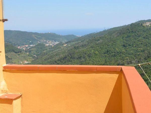 Casa indipendente in vendita a Quiliano, Lanrosso Superiore, 100 mq - Foto 10