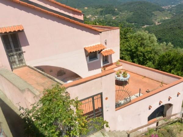 Casa indipendente in vendita a Quiliano, Lanrosso Superiore, 130 mq