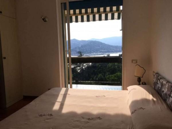 Appartamento in vendita a Zoagli, Mare, 160 mq - Foto 14
