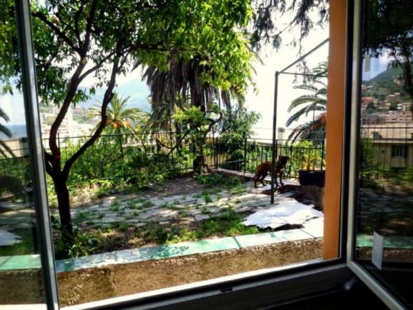 Appartamento in vendita a Recco, Montefiorito, Con giardino, 45 mq - Foto 15