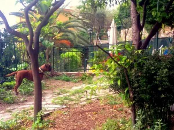 Appartamento in vendita a Recco, Montefiorito, Con giardino, 45 mq - Foto 9