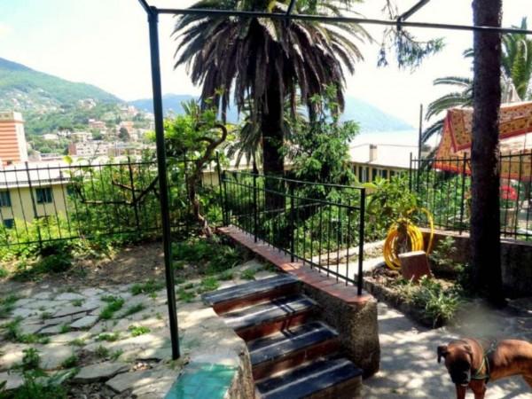 Appartamento in vendita a Recco, Montefiorito, Con giardino, 45 mq - Foto 13