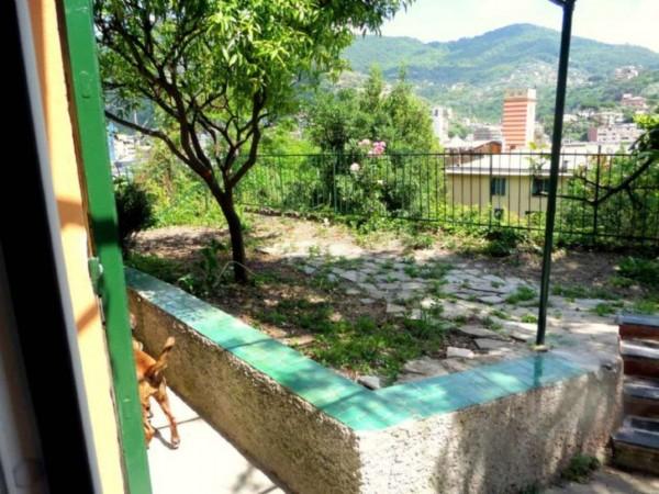 Appartamento in vendita a Recco, Montefiorito, Con giardino, 45 mq - Foto 14