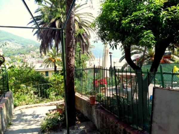 Appartamento in vendita a Recco, Montefiorito, Con giardino, 45 mq - Foto 12