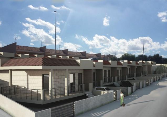 Villetta a schiera in vendita a Cellamare, Nuova Di Espansione, 200 mq - Foto 8