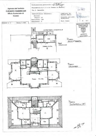 Appartamento in vendita a Mondovì, Ferrone, Con giardino, 300 mq - Foto 2