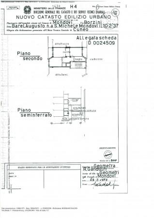 Appartamento in vendita a Mondovì, Altipiano, Con giardino, 75 mq - Foto 2